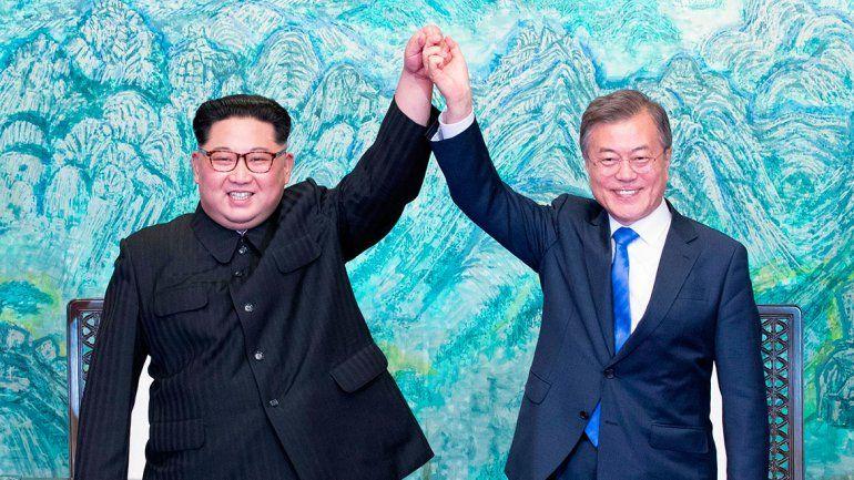 Las dos Coreas se desnuclearizarán