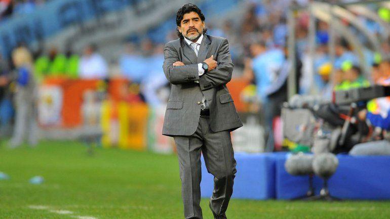 Cartón lleno: llega Diego
