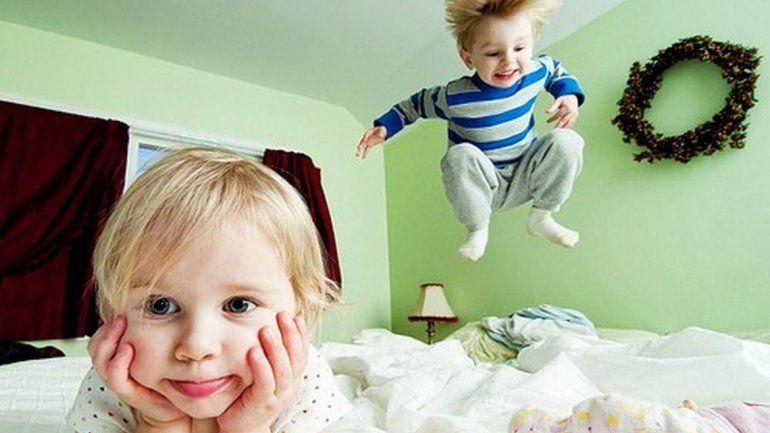 ¿Por qué a los nenes no se les acaban nunca las pilas?
