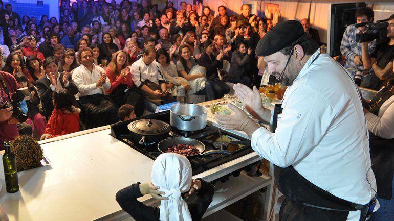 Reviví lo mejor de las primeras jornadas del Festival del Chef Patagónico