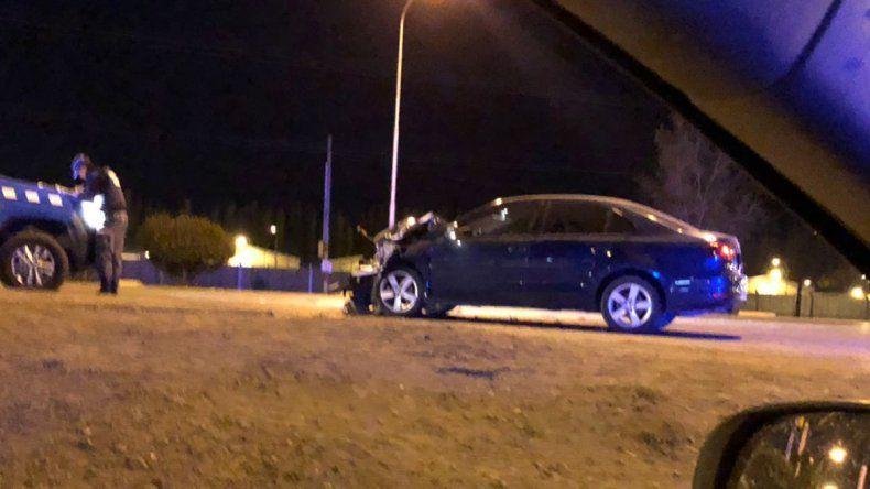 Mañana complicada en la Ruta 22: dos choques con lesionados