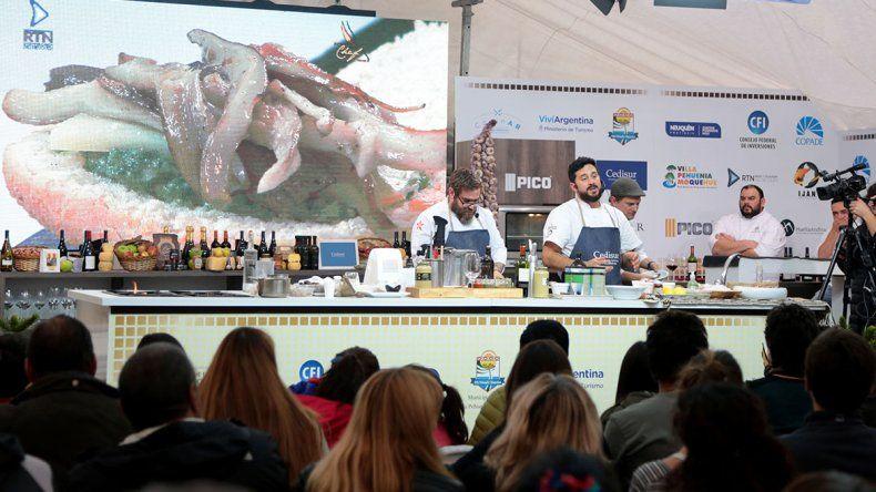 Todo el festival del Chef Patagónico se vive por LU5
