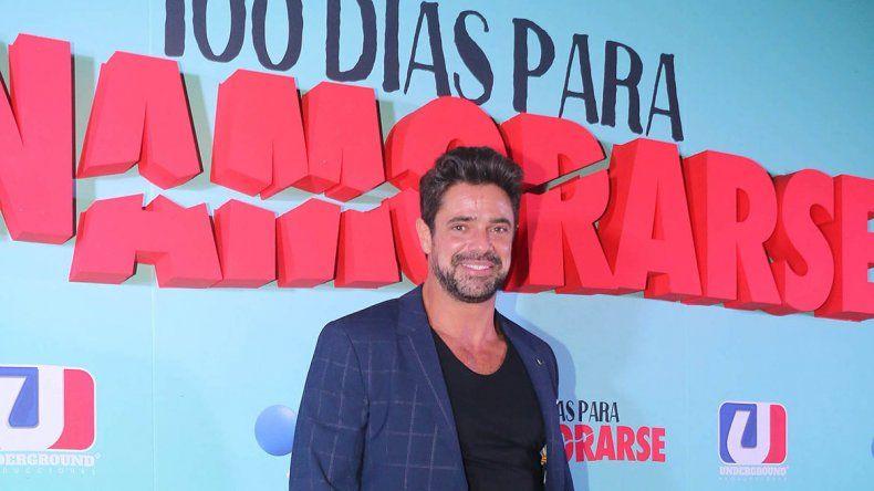 Luciano Castro: Veintiséis años de  suerte no los tiene nadie