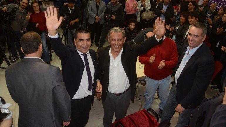 Quiroga y Rioseco vuelven a acercarse