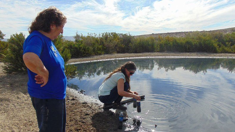 La historia de las aguas sanadoras de Bajada del Agrio