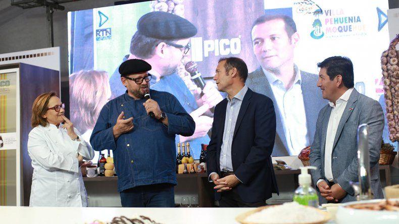 Pehuenia vive a pleno lo mejor de la gastronomía