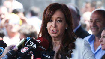 CFK afirmó que nunca nadie le pagó nada por un decreto
