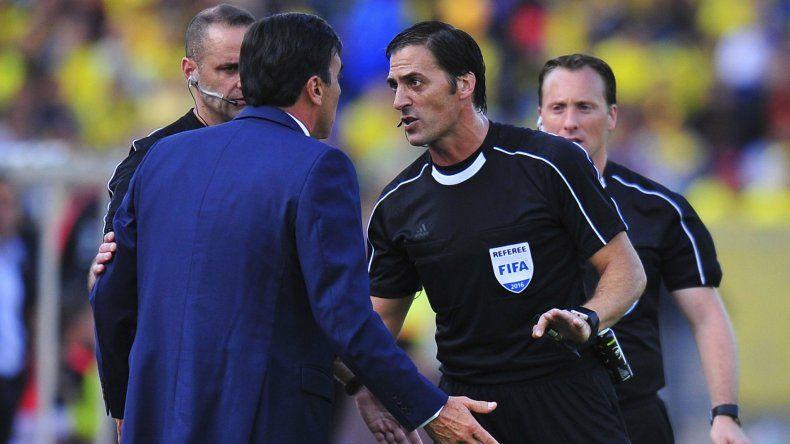 Otro árbitro argentino que viaja al Mundial