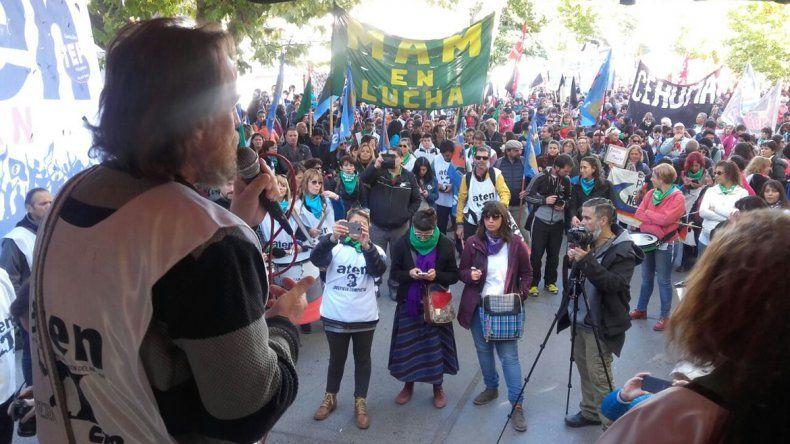 Actos y movilizaciones en Neuquén por el Día del Trabajador