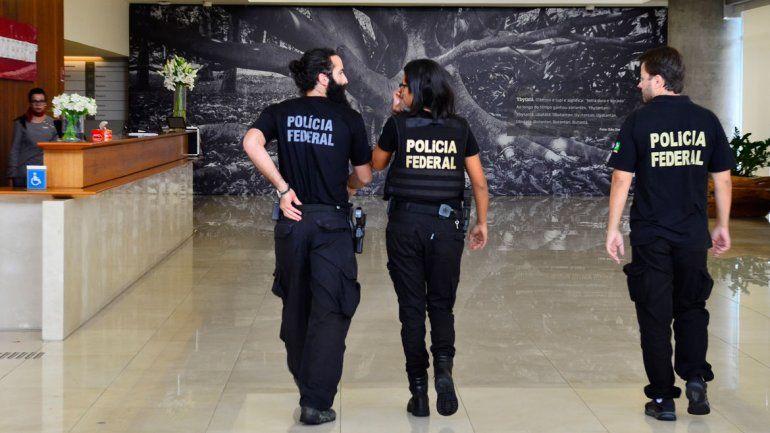 Unos 660 brasileños son investigados por la Policía.