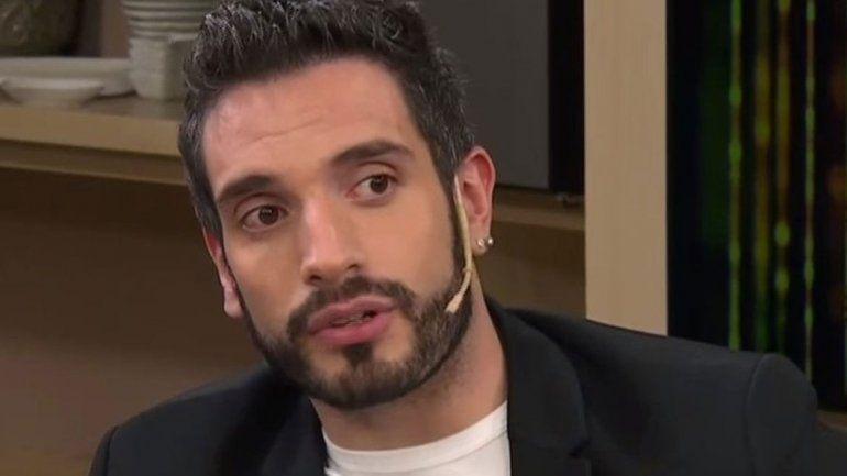 Tras los videos íntimos, reapareció Juan Cruz Sanz