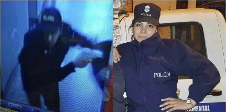 María Eugenia Vidal visitó a la sargento baleada