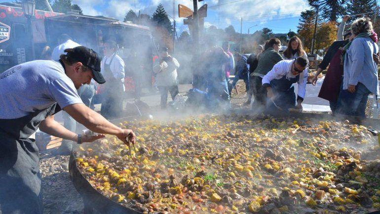 El Festival del Chef colmó Villa Pehuenia