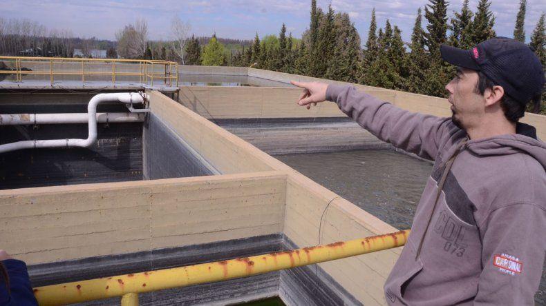 Las tres obras en marcha para poder sanear los ríos