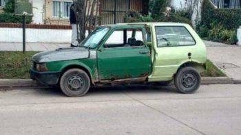 La venta de un auto que la rompe en las redes sociales