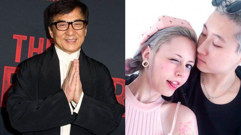 Etta Ng acusó al famoso actor de dejarla en la calle.