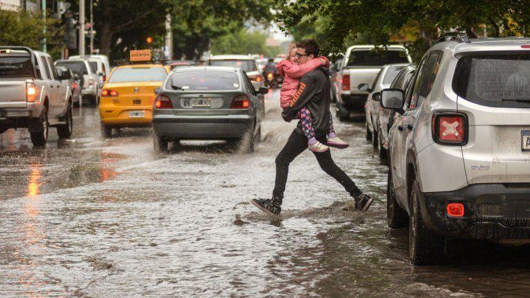 Aseguran que la ciudad se bancará los 5 días de lluvia