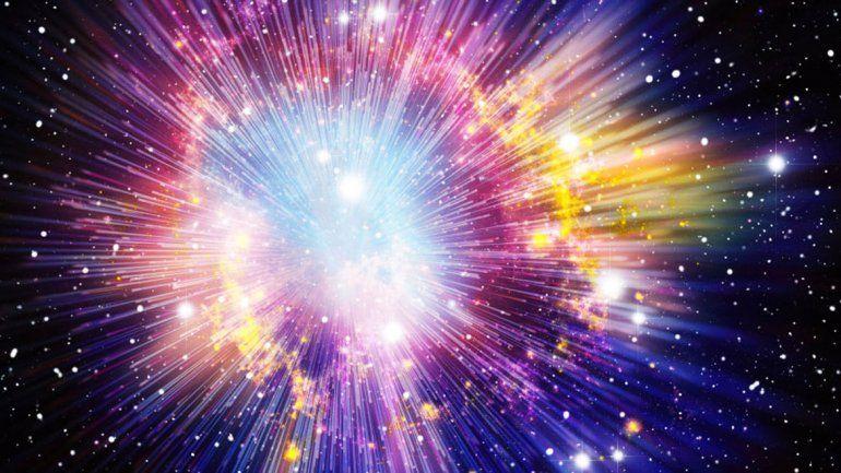 El nuevo estudio refuta la teoría del Big Bang.