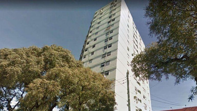 La tragedia ocurrió en un edificio del barrio porteño de Pompeya.