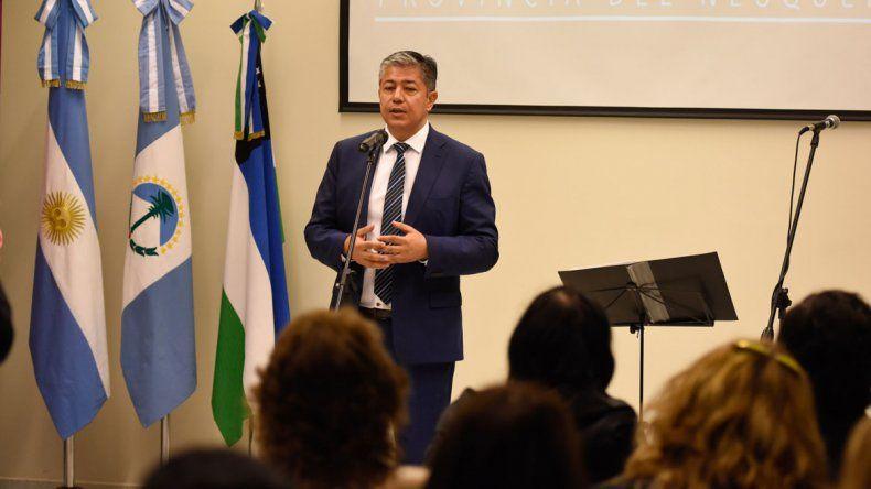 Figueroa: Lo que aportamos al país tiene que volver a la región