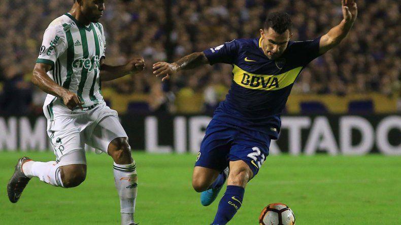 Los consultados confían en Palmeiras y creen que Boca clasificará.