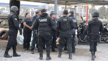 México: de 185 policías