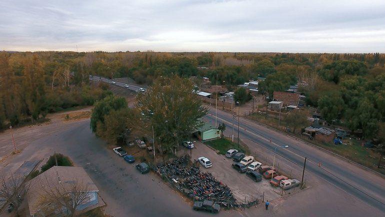 Quieren retirar de las rutas los cementerios de autos