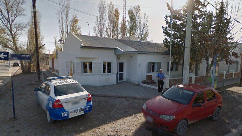 Comisaría 41 del barrio Don Bosco III.