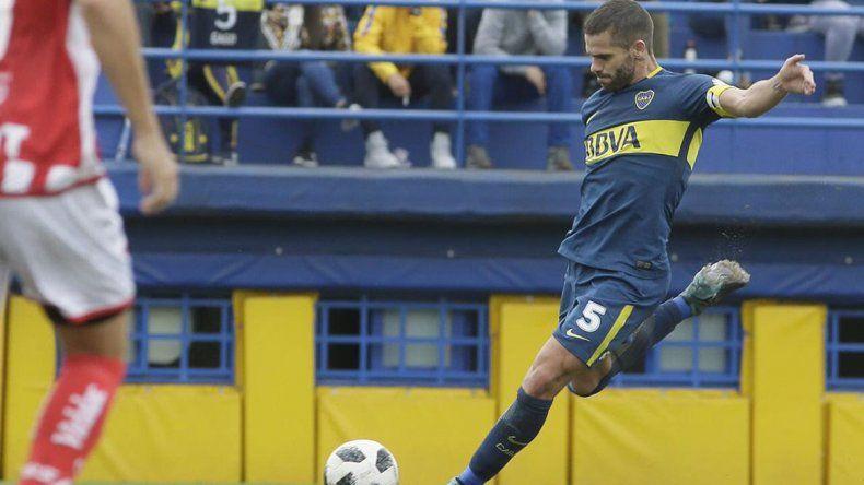 Tras siete meses de la lesión, Gago volvió a jugar