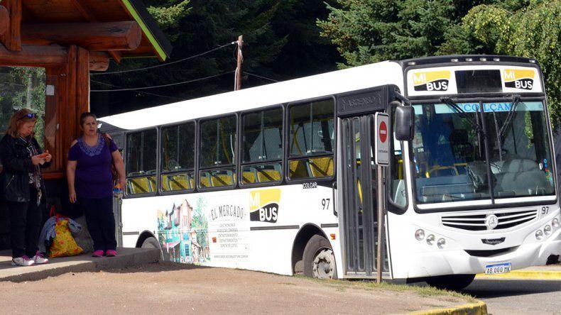 La Angostura: no admiten demanda por el transporte