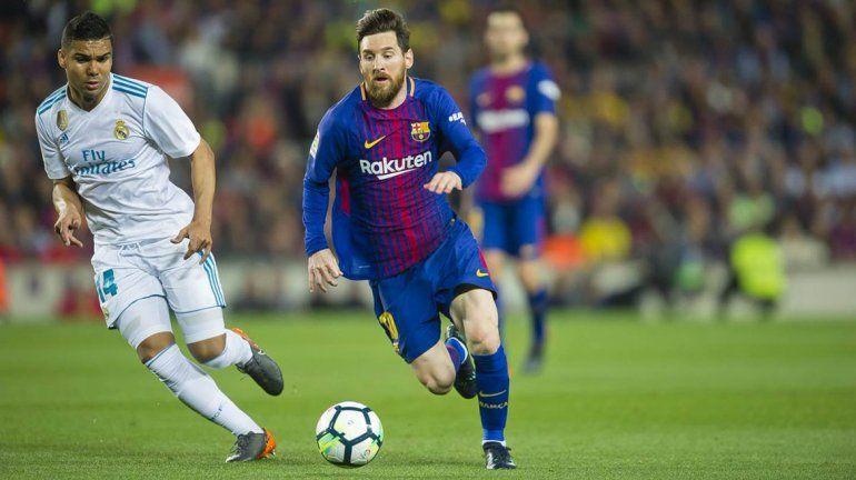 Clásico empate: en un partidazo, Barça empató 2 a 2 con Real Madrid