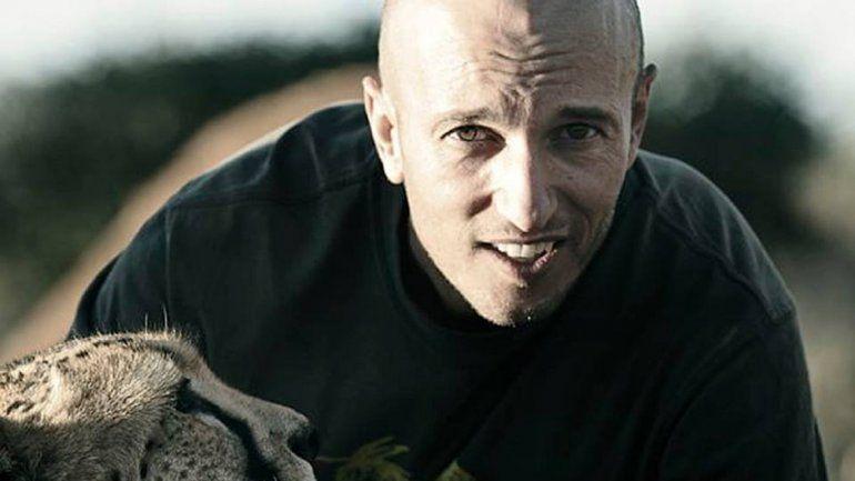 El cabezazo de una jirafa mató a un cineasta en pleno rodaje