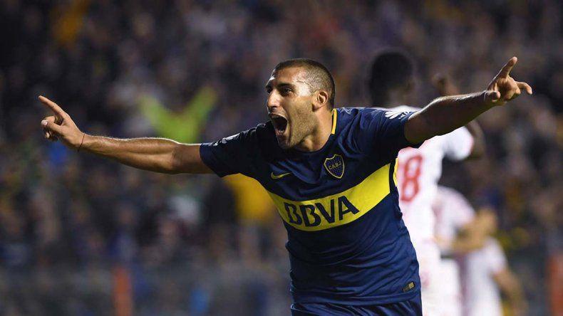Wanchope le dio un impulso hacia el título: Boca le ganó 2 a 0 a Unión
