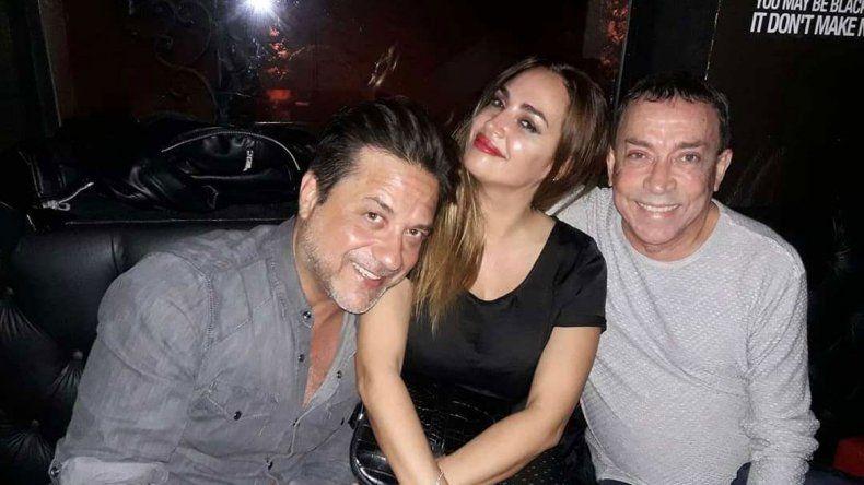 Aníbal Pachano y Ángel de Brito mandaron al frente a Francese y Arce con publicaciones y fotos en Twitter.