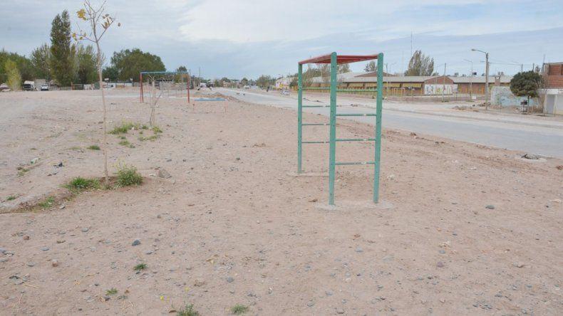 A la ciudad le faltan 70 plazas para ser saludable