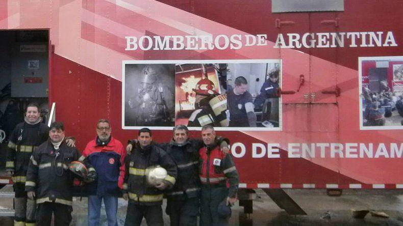 Convocatoria: en Plottier buscan 15 bomberos voluntarios