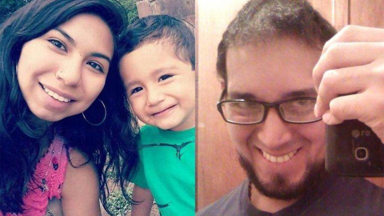 Perpetua para el periodista que envenenó a su pareja y al hijo con agua bendita