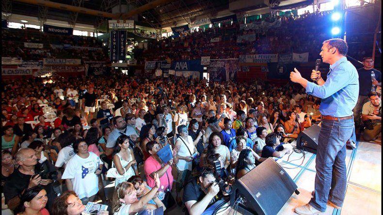 Gutiérrez convocó al encuentro del MPN en el Ruca Che
