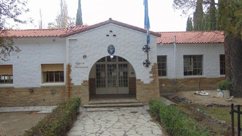 Covunco Centro: una escuela con historia cumplió 110 años