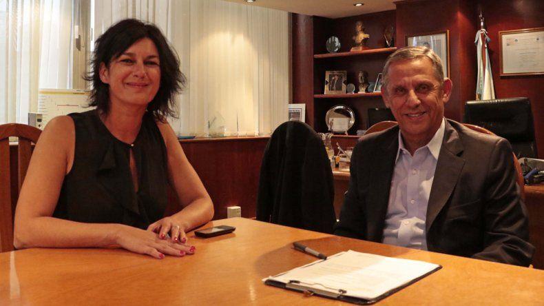 Quiroga ya tiene reemplazante para la secretaría de Cultura y Turismo