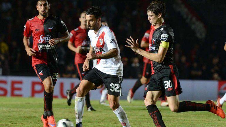 River empató con Colón y se queda fuera de la Libertadores