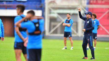 El Pampa Biaggio no podrá contar con el delantero y capitán Pablo Blandi.