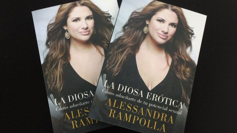 Conocé al ganador del libro de Alessandra Rampolla