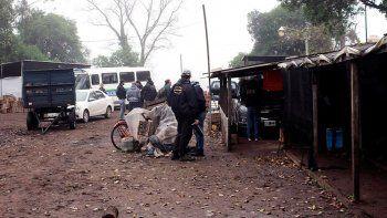 Las quintas donde fueron los operativos están en Mar del Plata. Sus capataces están presos.