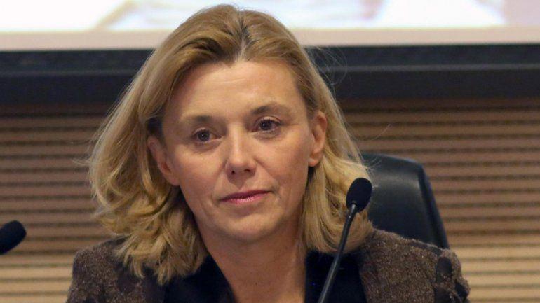 Elisabetta Belloni tiene 60 años y es la número 3 de la diplomacia italiana.