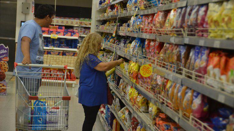 La inflación de abril en Neuquén fue del 2,68 por ciento