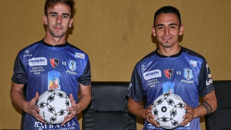 Esta será la camiseta que usará Deportivo Rincón ante el equipo rosarino.