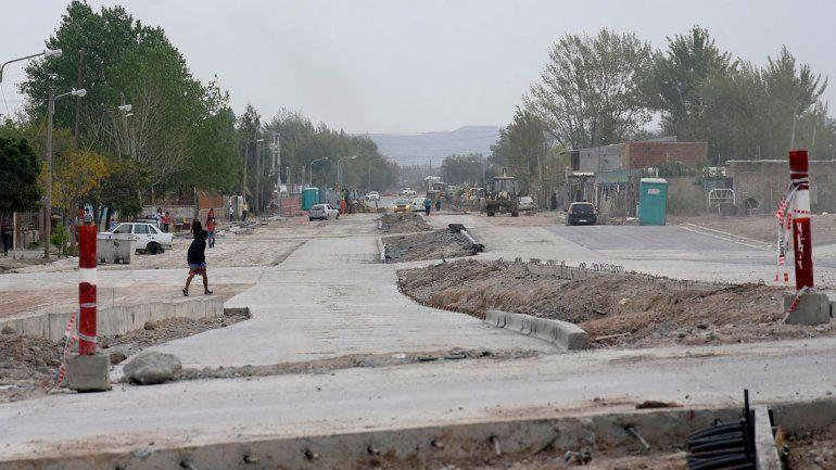 La ciudad zafará del ajuste en obra pública de Nación