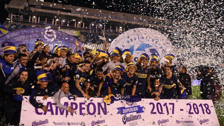 Boca bicampeón por el 2 a 2 en el Bosque. Las claves de un equipo que no brilló pero retuvo la corona. Es su 33° título en Argentina.