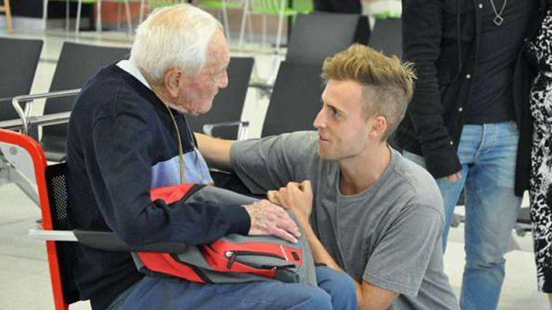 Le aplicaron la eutanasia al científico australianos de 104 años